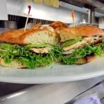 Cali Chicken Sandwich