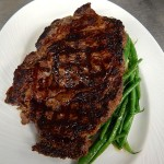 Chef Jason's Ribeye off the Gril