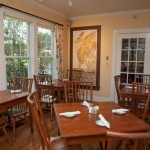 Our Garden Dining Room