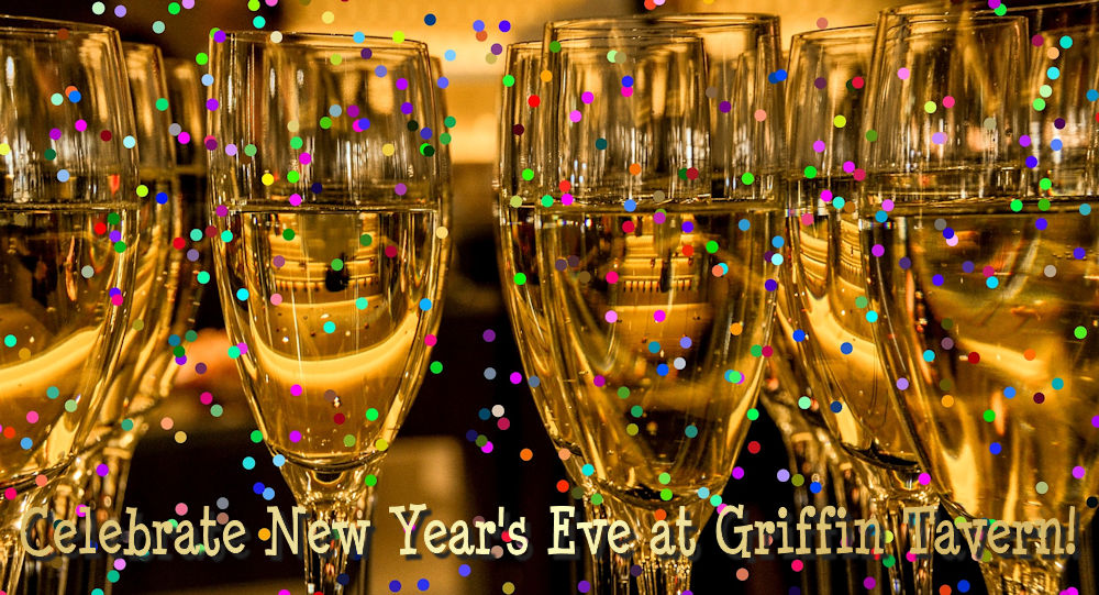 Celebrate New Year's Eve at Griffin Tavern