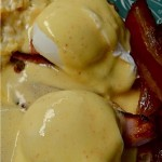 Eggs Benedict Every Sunday