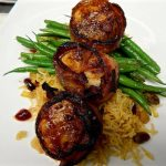 Nueske's Bacon Wrapped Scallops