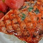 Sockeye Salmon and Watermelon Special