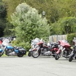 We welcome Motorcyle Groups
