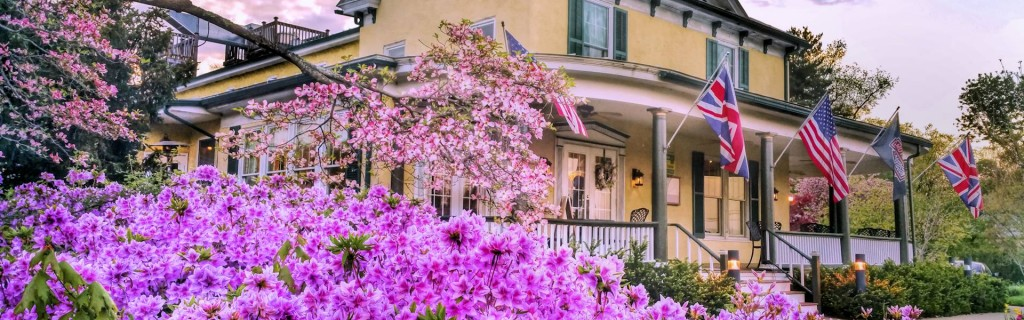 Spring at Griffin Tavern