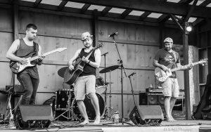 Dan Wolf Trio (of The Muddy Crows)