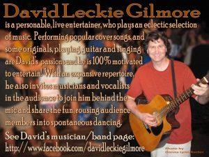 David Leckie Gilmore