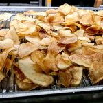 Fresh made chips