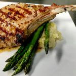 Pork Chop with Keith's Rappahannock Honey