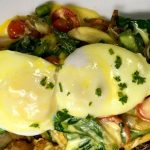 Veggie Love Eggs Benedict