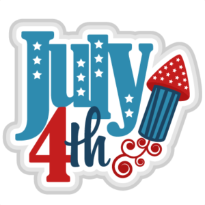 Closing at 5pm for 4th of July
