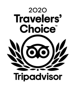 Tripadvisor Traveler's Choice 2020