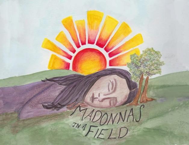Madonnas in a Field!