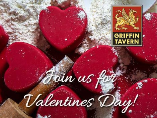 Join us for Valentines Day