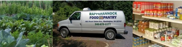 Rappahannock Food Pantry Fundraiser for the Holidays!