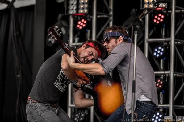 Bryan Elijah Smith and Jay Austin