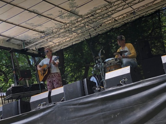 Amanda Wilkins Duo